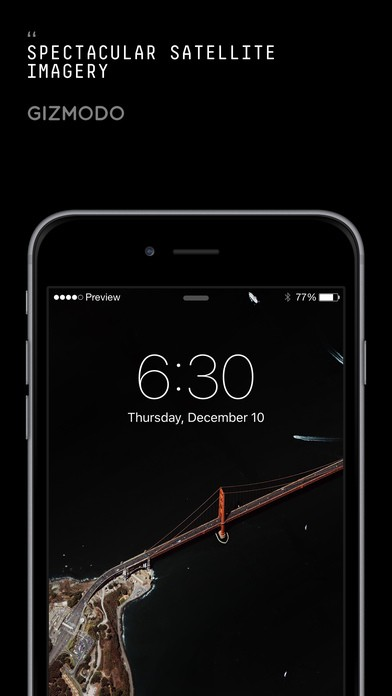 WLPPR - high res images for home and lock screen