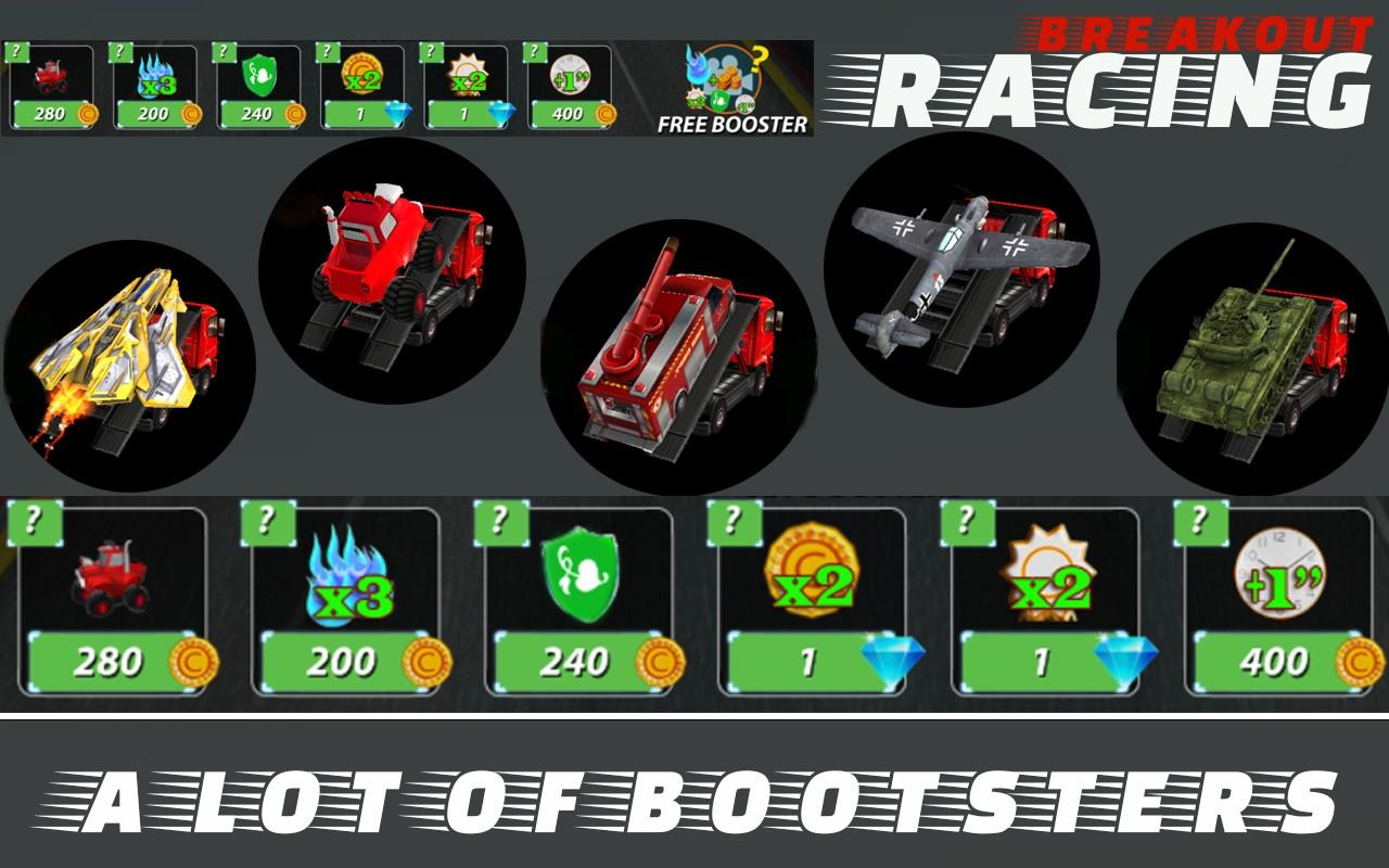 Breakout Racing