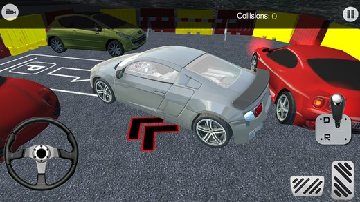 Cargo Car Parking Game 3D Simulator