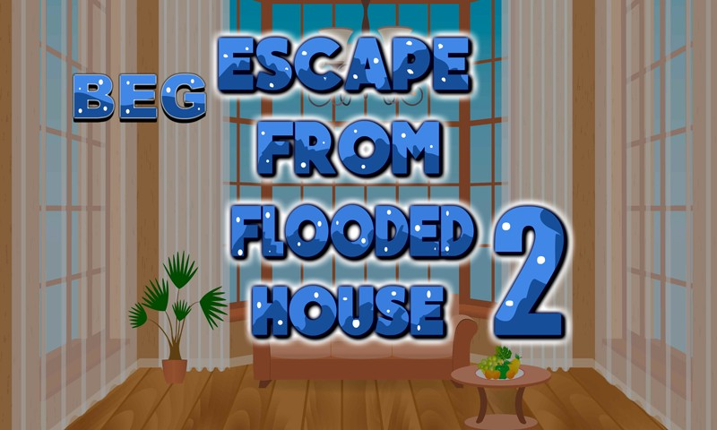 Escape From The Flooded House