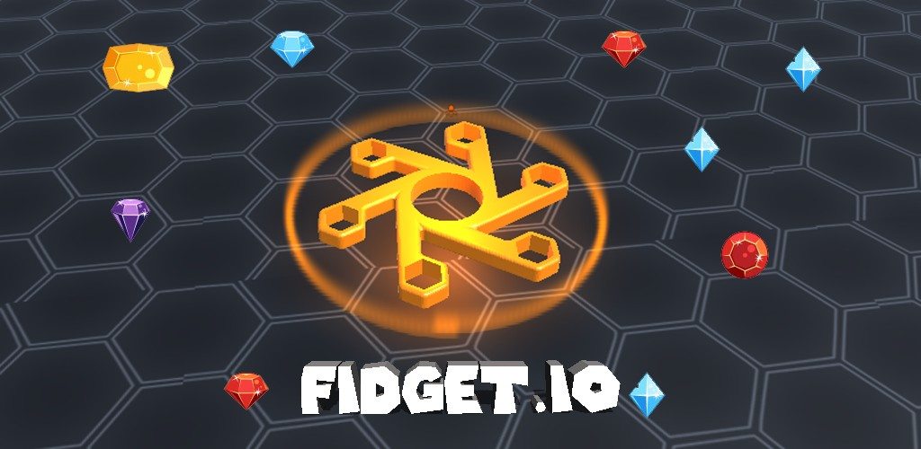 Fidget Spinner io game