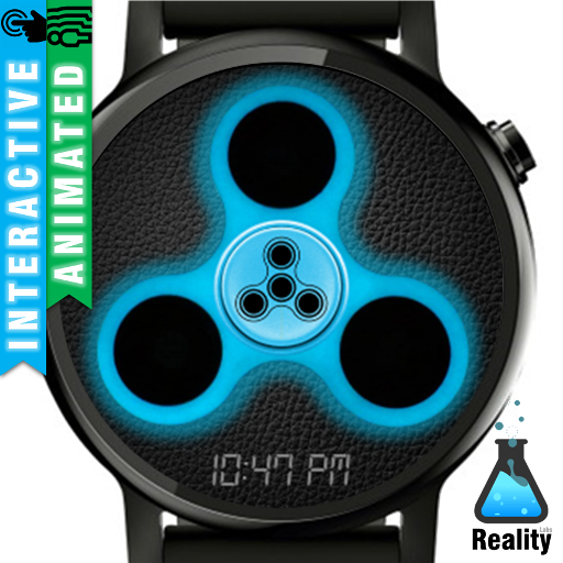 Fidget Spinner - Watch Face