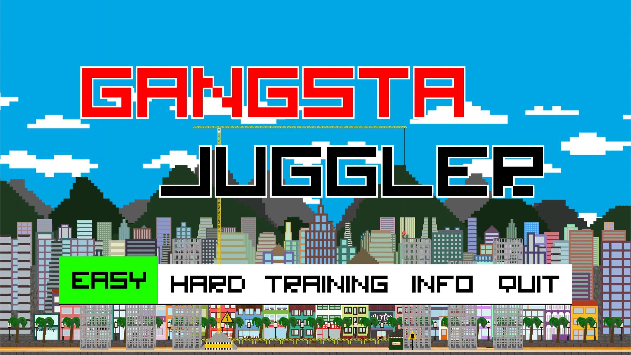 Gangsta Juggler