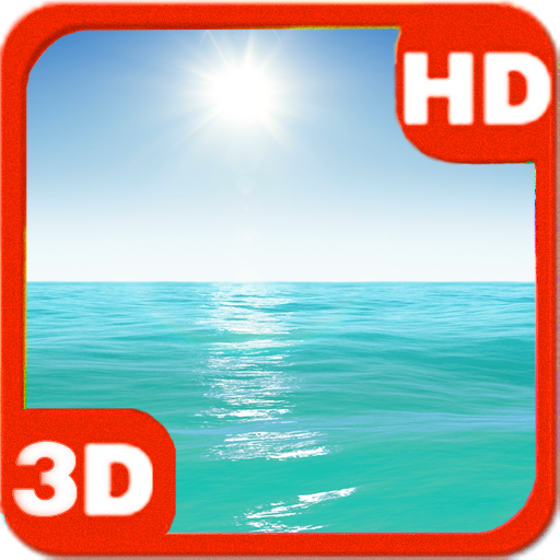 Incredible Ocean 3D Scenery