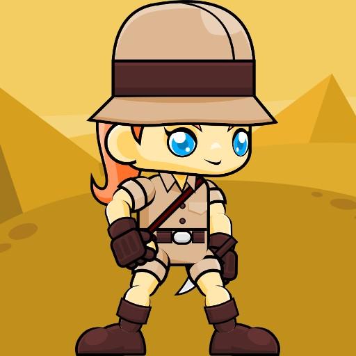 Izzy Anna Jones - 2D Adventure