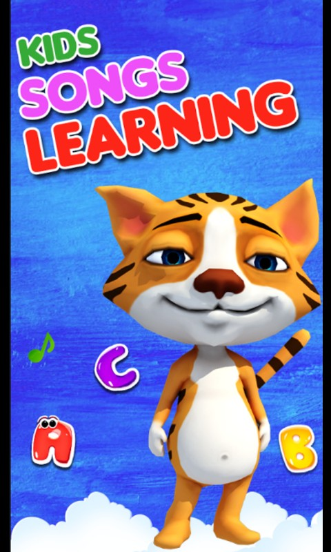 Kids ABC Alphabets Songs 3D