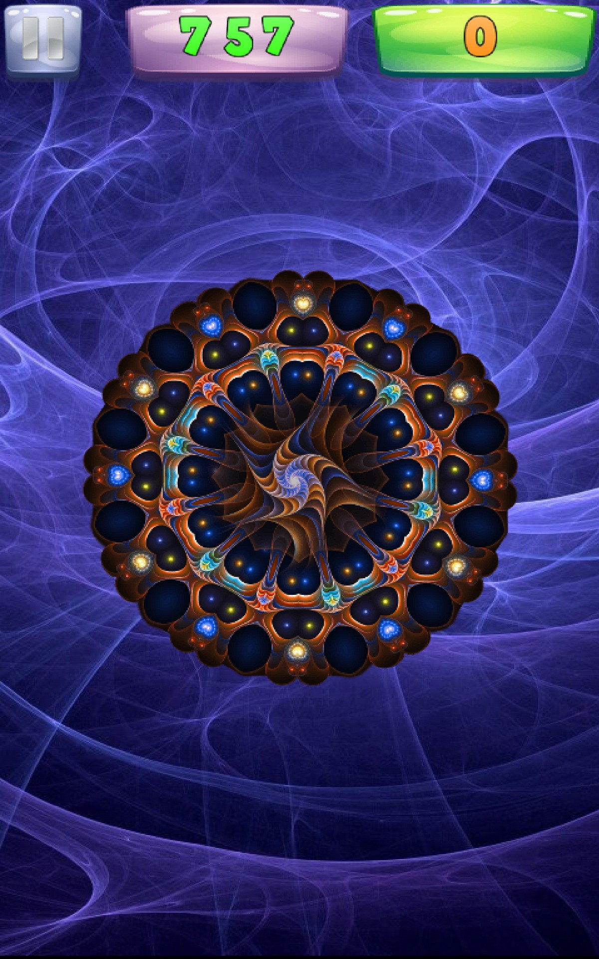 Mandala Spinner