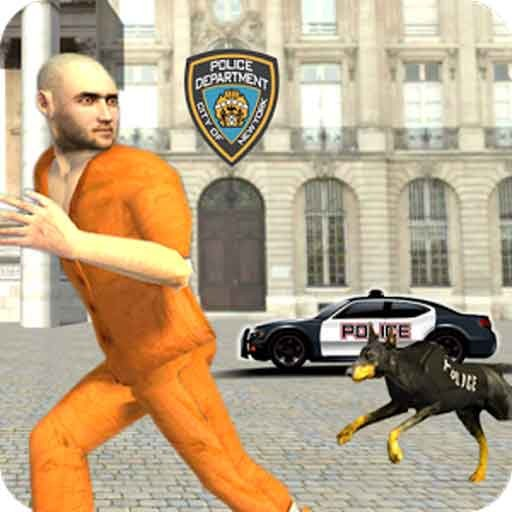 Police Dog Crime Chase
