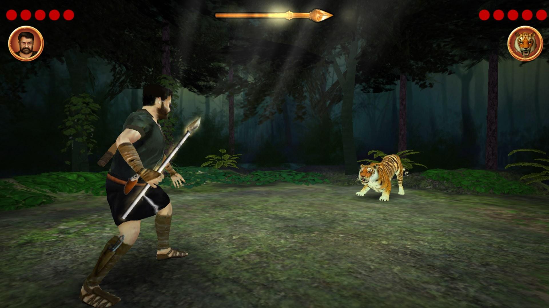 Pulimurugan 3D Game