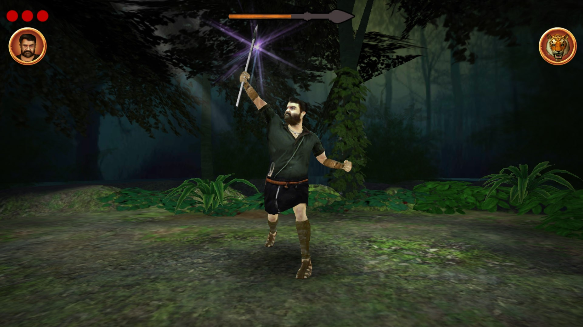 Pulimurugan 3D Game