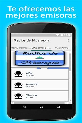 Radios de Nicaragua
