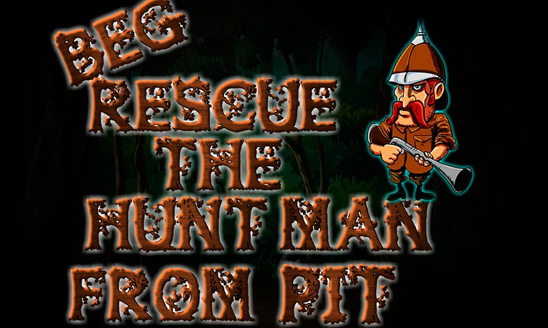Rescue The Hunt Man From Pit