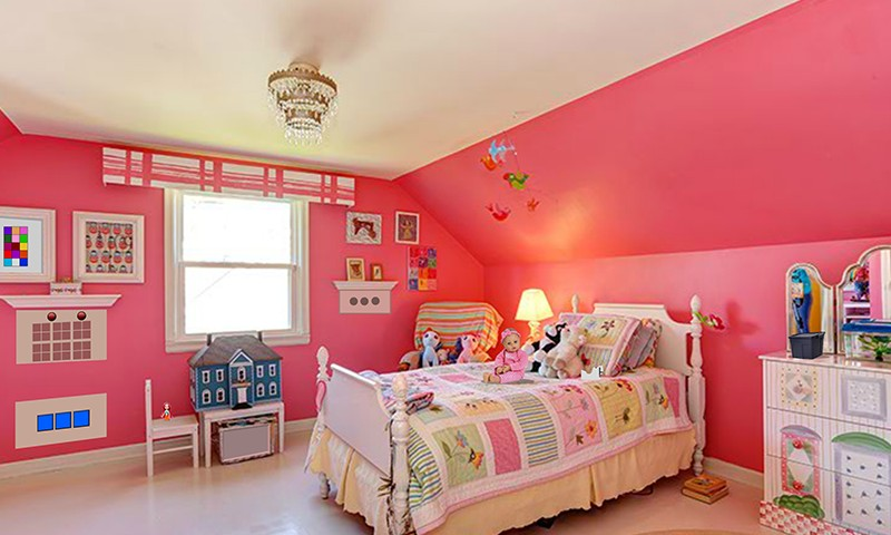 Rush Into Pink Rooms