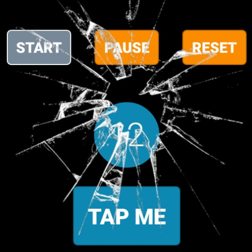 Tap2Crack Screen Prank