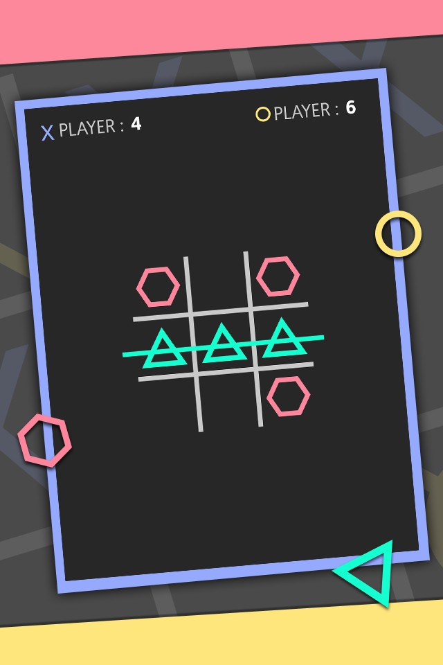 The Best Tic Tac Toe Game