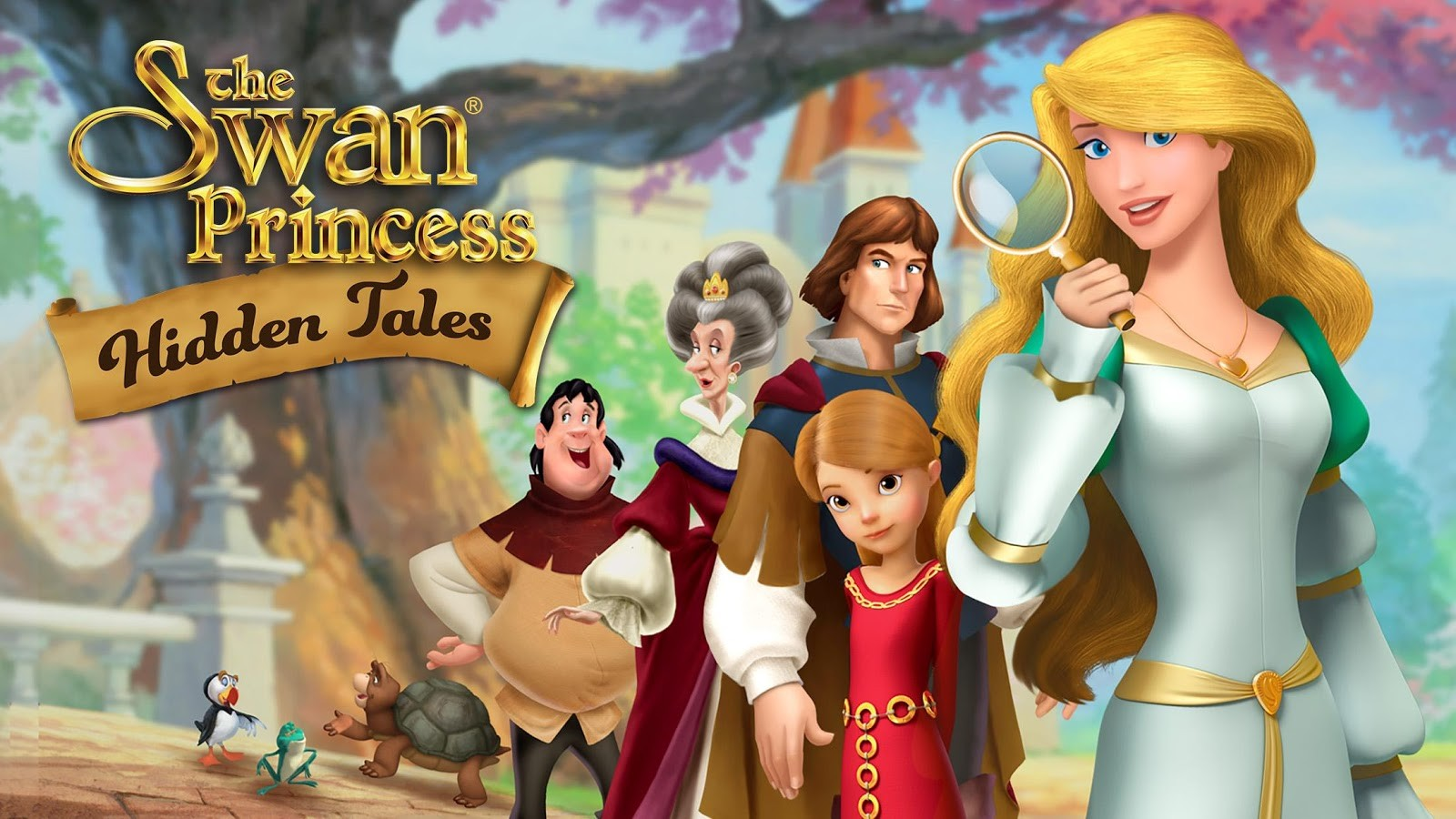 The Swan Princess Hidden Tales
