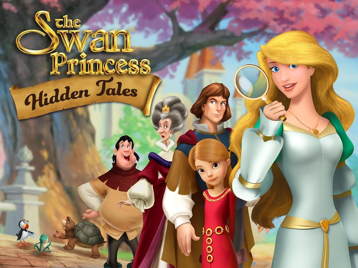 The Swan Princess Hidden Tales