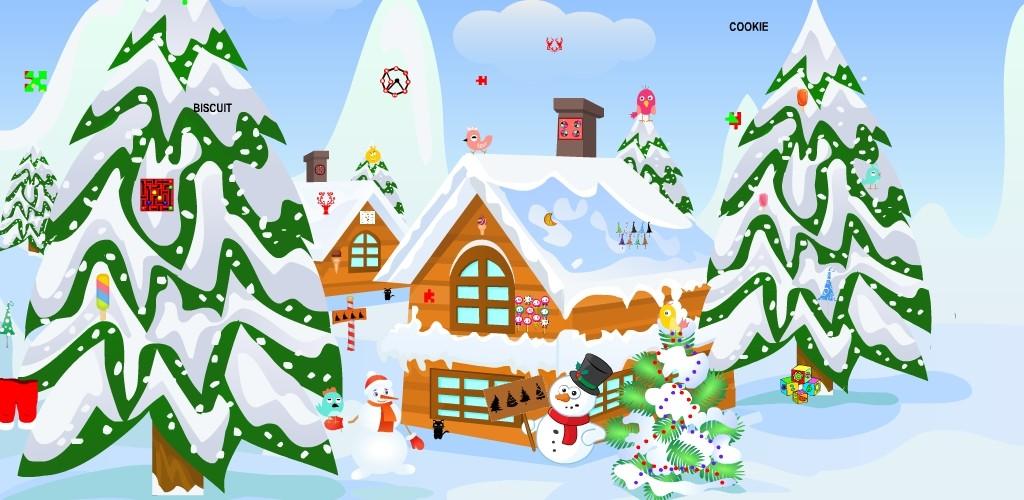 Escape Giggle Gift Christmas