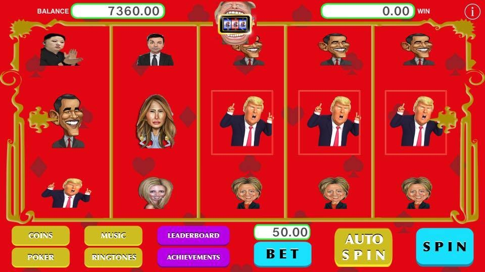 All In Trump Slots - Tower of Trump Casino