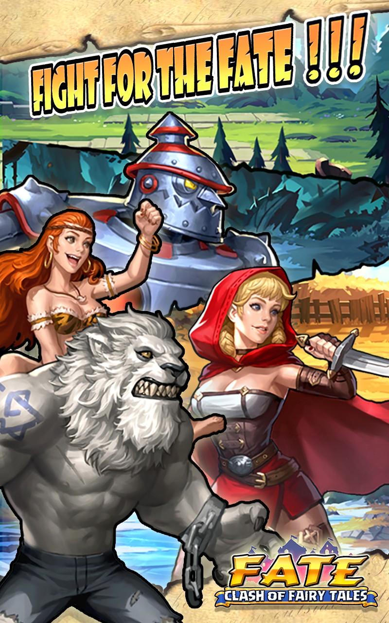 FATE:Clash of Fairy Tales