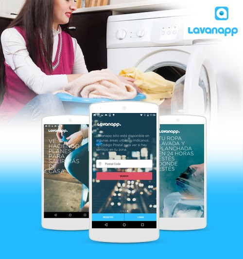 Lavanapp - Laundry App Development