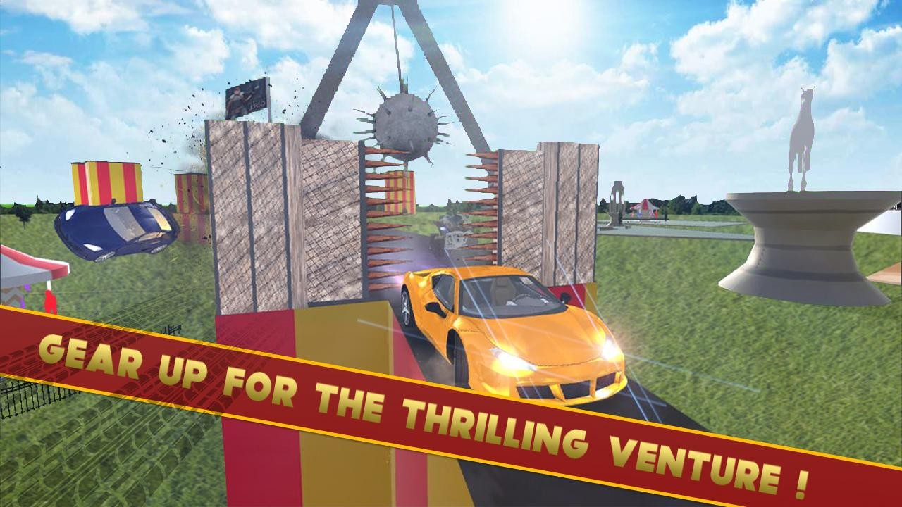 Multi Level 3D Car Parking Games