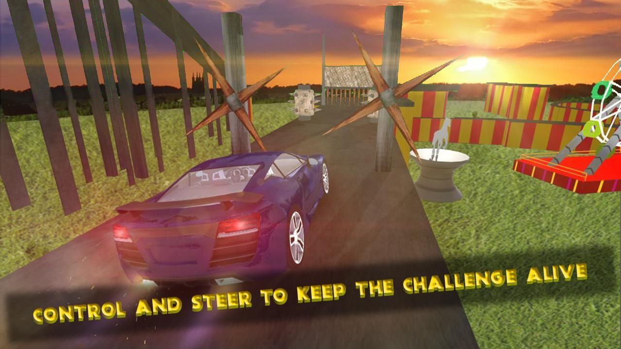 Multi Level 3D Car Parking Games