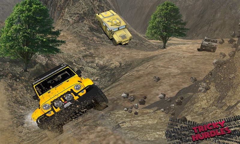 Offroad Driving Revolution