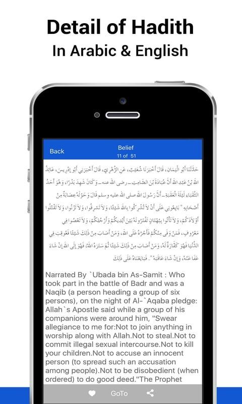 Sahih Bukhari – Hadith Collection