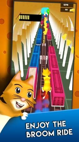 Subway Tom - Cheese Chase Run