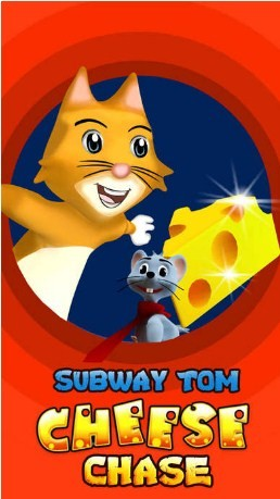 Subway Tom - Cheese Chase Run
