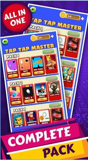 Tap Tap Master Game