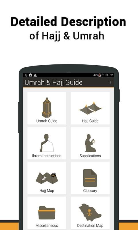 Umrah & Hajj Guide