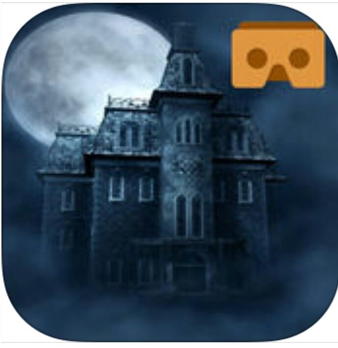 360 VR Horror House
