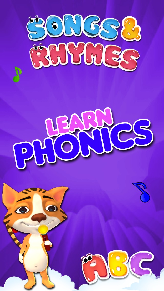 ABC Phonics Kids Songs & Rhyme