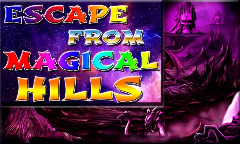 Escape From Magical Hill