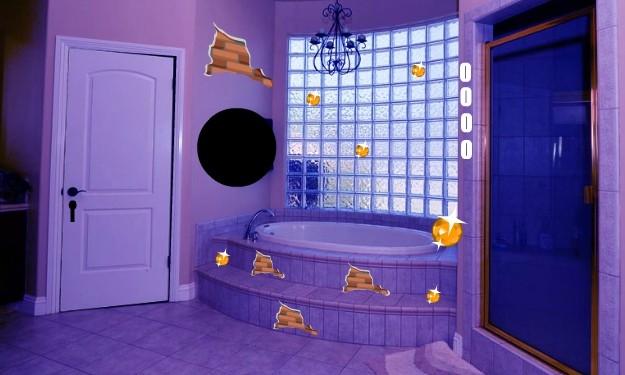 Escape Game Gold Glitter