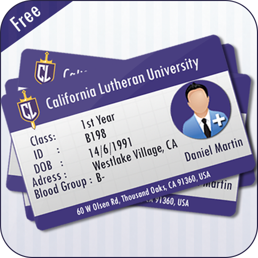 id card maker-fake id card generator