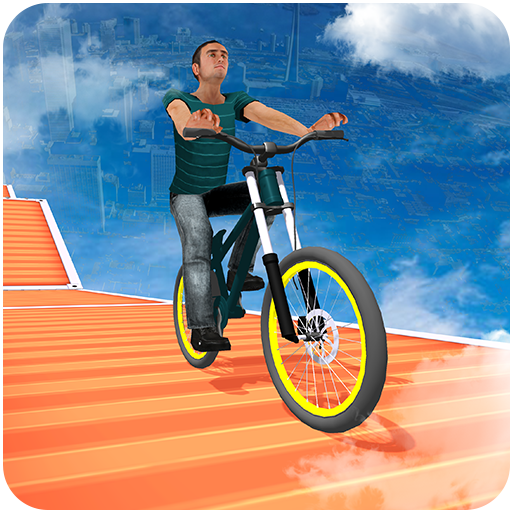 Impossible Bicycle Tracks Sim