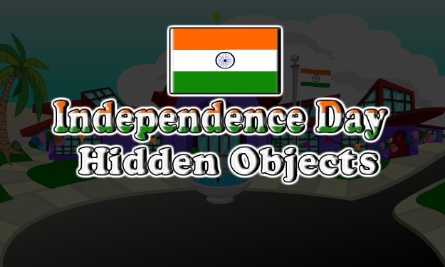 Independence Day Hidden Objects