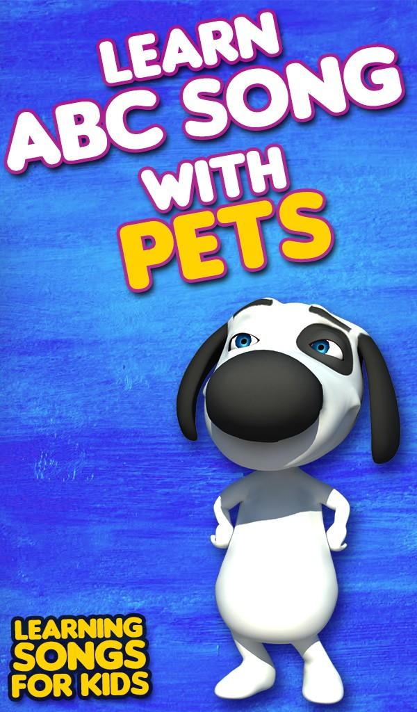 Kids Alphabets Songs 3D ABC