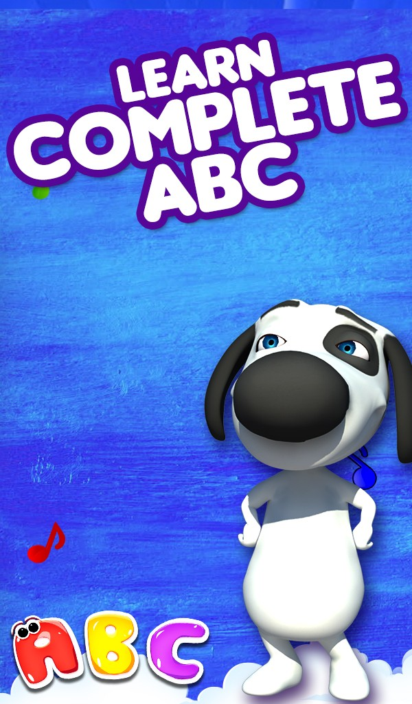 Kids Alphabets Songs 3D ABC