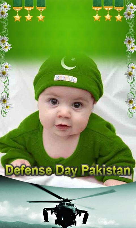 Pak Defence Day Photo Editor-New 6 September Frame