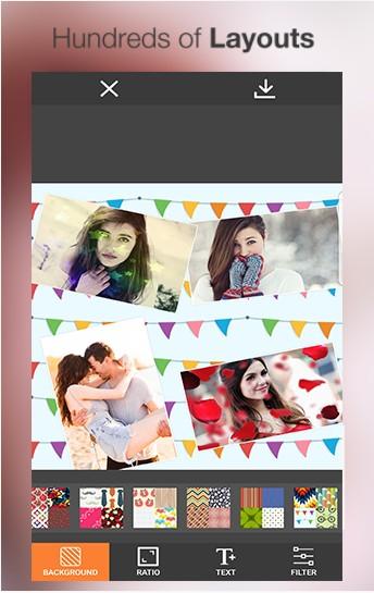 Photo Collage Editor