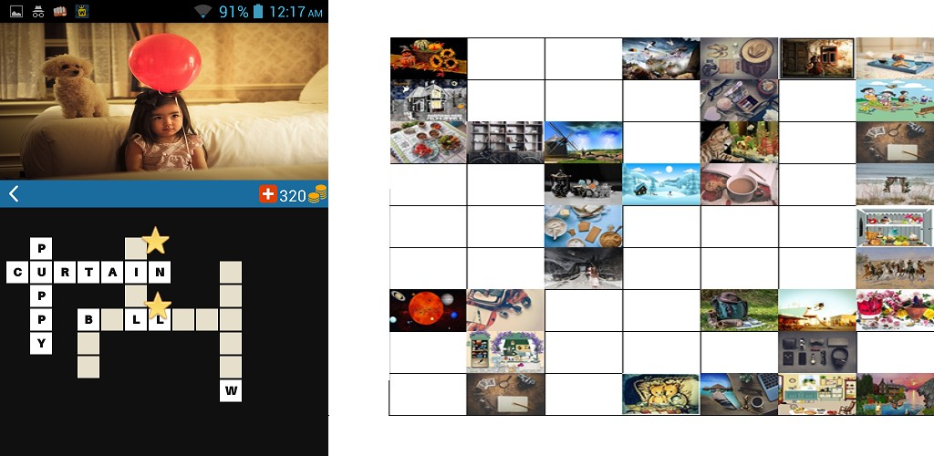Picture Crossword