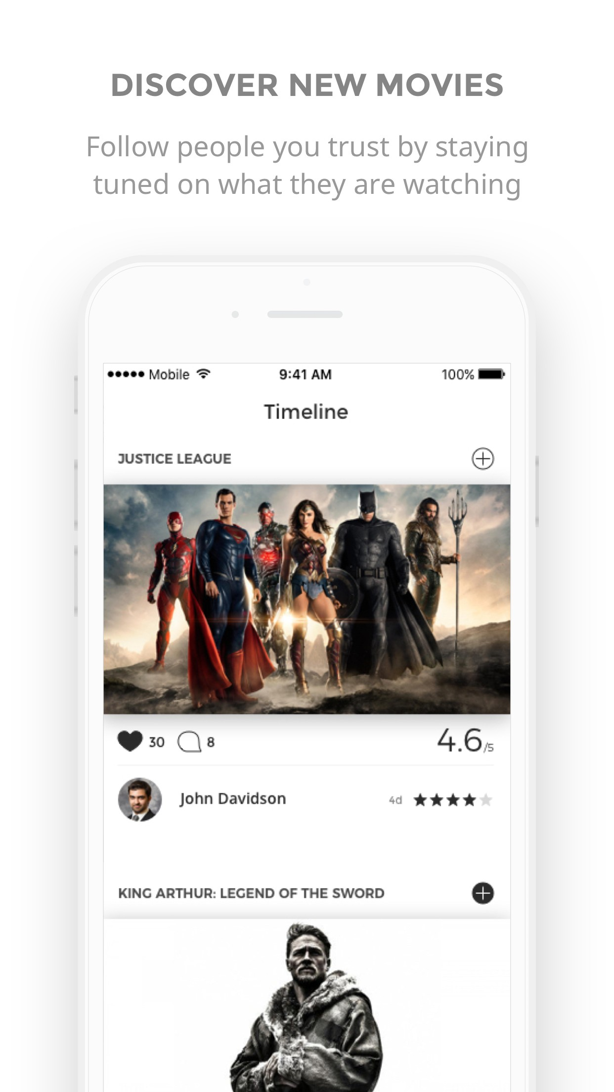 Raters - Social Network for Movie Lovers
