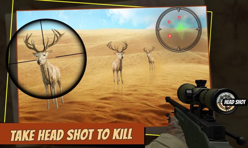 Sniper Deer Hunting 3D 2017