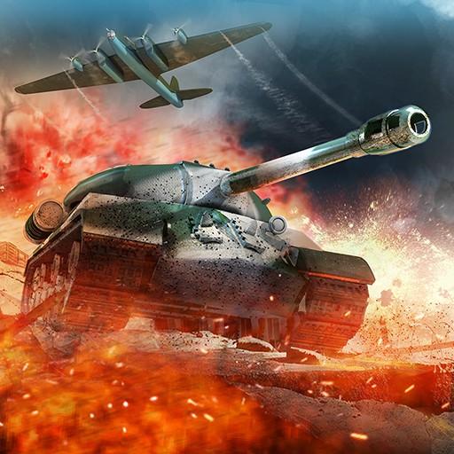 Tank Madness Blitz
