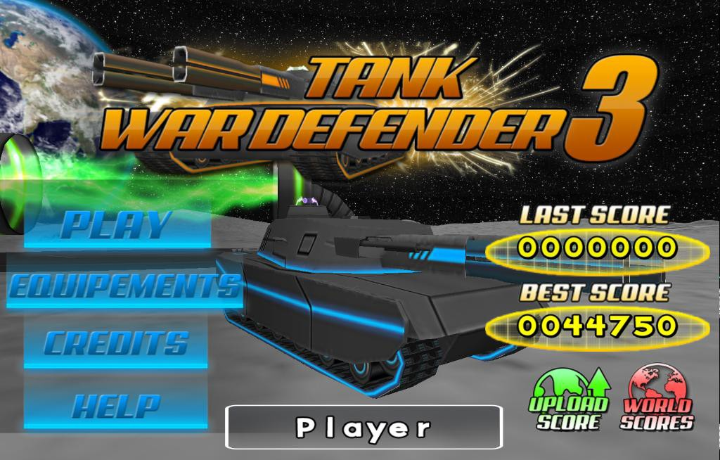 Tank War Defender 3