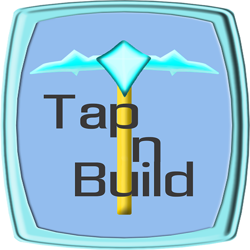 Tap 'n' Build - A Free Crafting Clicker Game